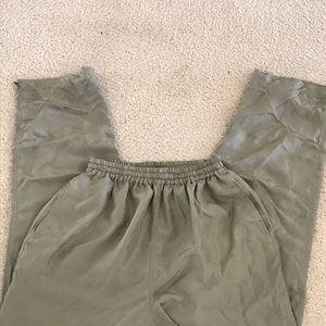 100% Silk Pants